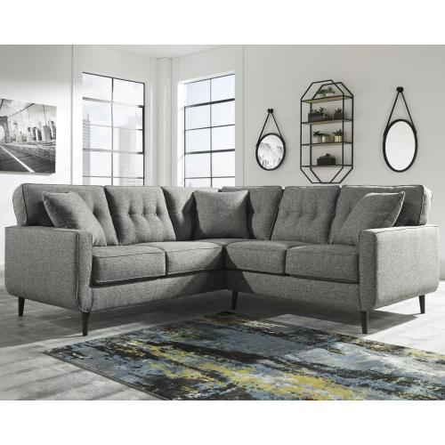 Zardoni 2-piece Sectional
