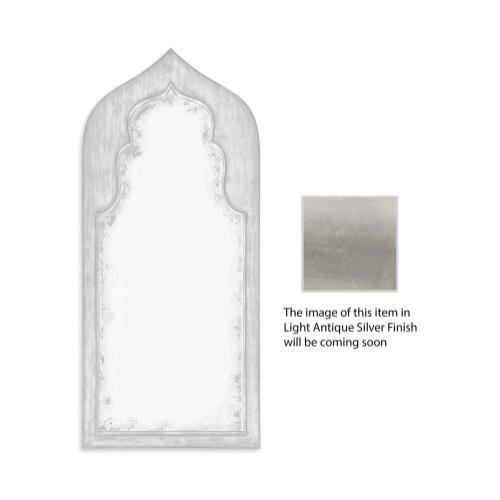 Floor Antique Mirror (Silver)