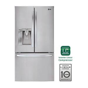 32 cu.ft. Mega Capacity 3-Door French Door Refrigerator