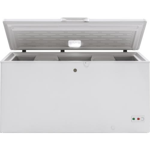 GE 15.7 Cu. Ft. Manual Defrost Chest Freezer White - FCM16SLWW