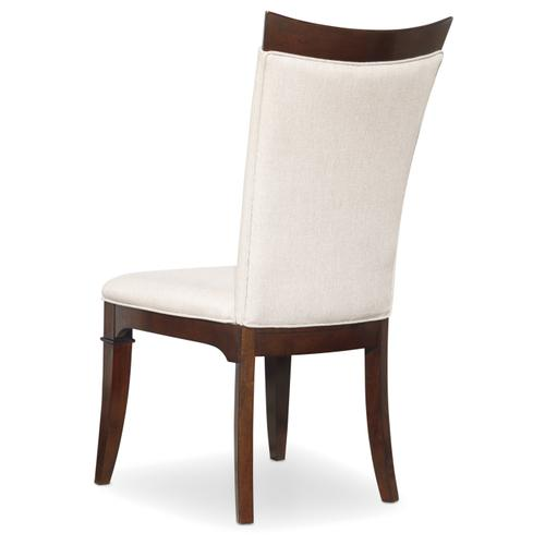 Palisade Upholstered Side Chair - 2 per carton/price ea