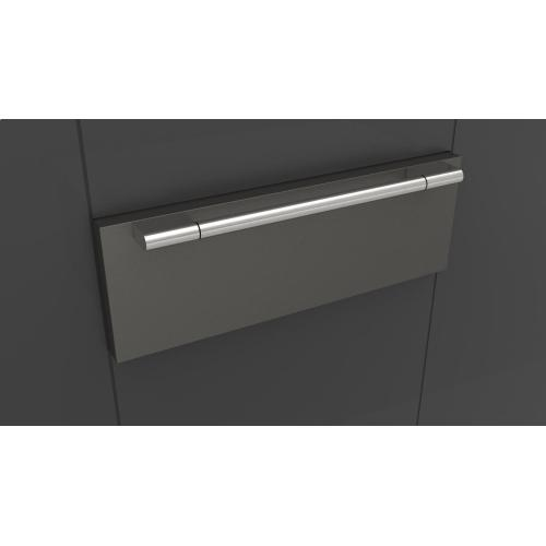 "30"" Pro Warming Drawer - Matte Grey"