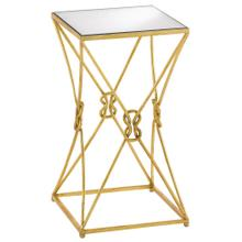 See Details - Ariadne Gold Accent Table
