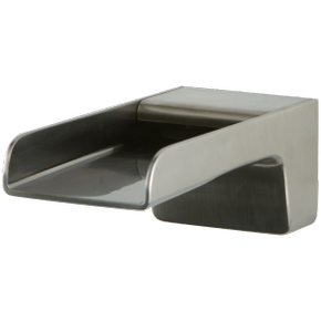 Kascade In Wall Tub Spout Brushed Nickel