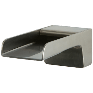 Kascade In Wall Tub Spout Brushed Nickel Product Image