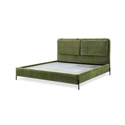 Bobby Berk Kirkeby Upholstered Queen Bed