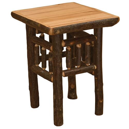 Open End Table - Cinnamon