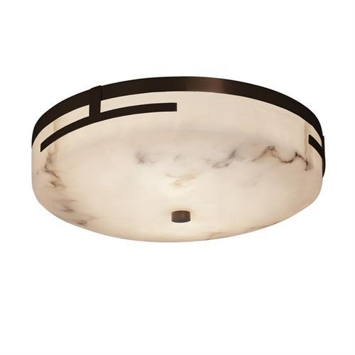 "Atlas 14"" LED Round Flush-Mount"