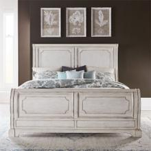 Abbey Road Porcelain White Queen Bed