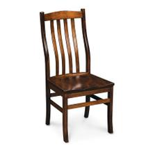 View Product - Clifton Side Chair - Express, Bourbon