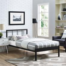View Product - Gwen Twin Bed Frame in Brown