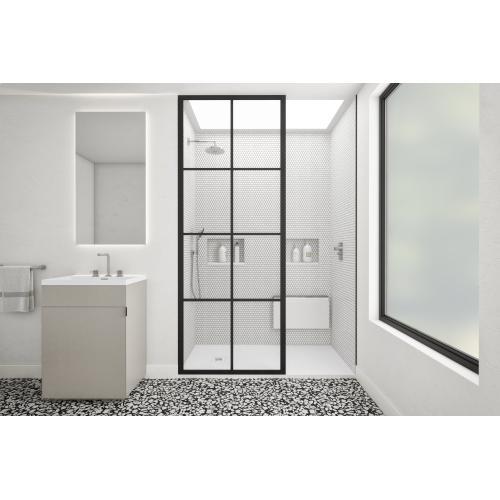 Shower base DFL 6032E