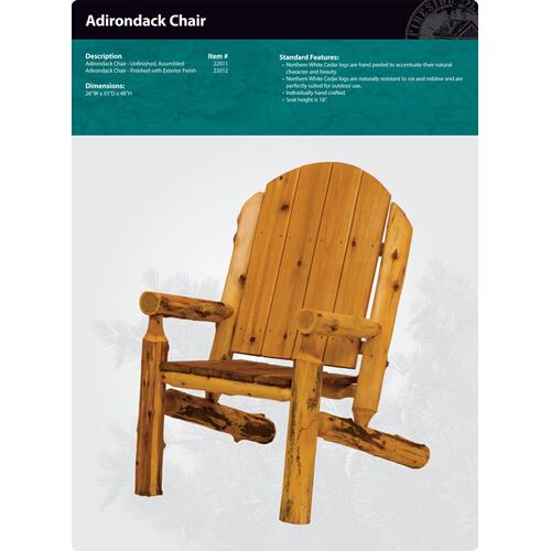 Product Image - Adirondack Chair