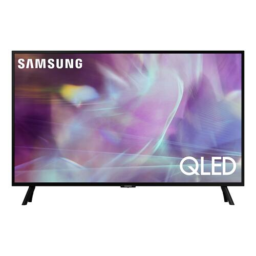 "Samsung - 32"" Class Q6DA QLED 4K Smart TV (2021)"
