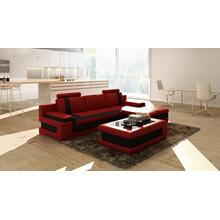 Divani Casa 5083C Modern Bonded Leather Sectional Sofa