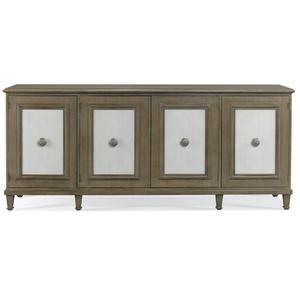 CTH Sherrill Occasional - Door Cabinet