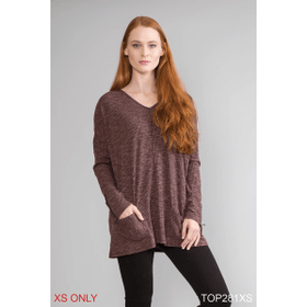 The Perfect Pocket Top - XS (3 pc. ppk.)