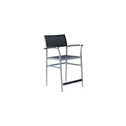 New Roma (Sling) Counter Chair w/Arm
