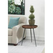 See Details - Round Accent Table