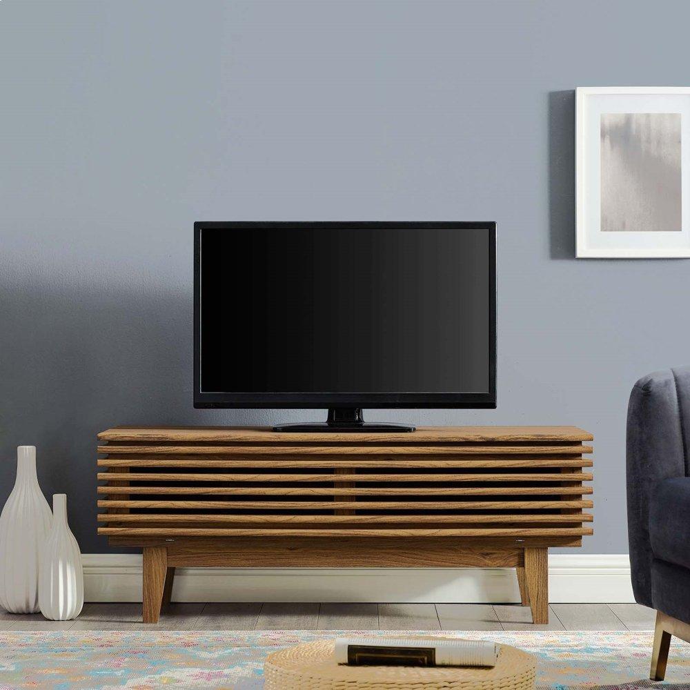 """Render 46"""" TV Stand in Walnut"""