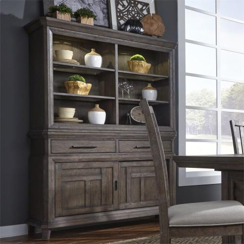 Sliding Door Hutch