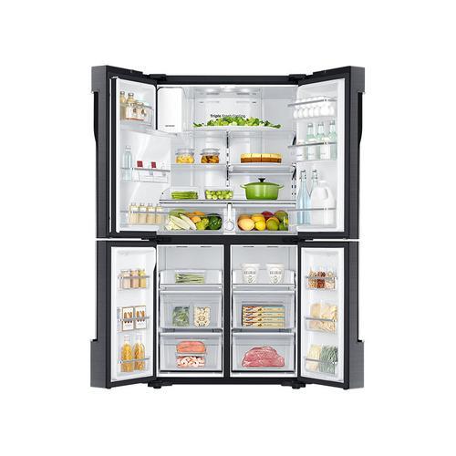 Open Box 23 cu. ft. Counter Depth 4-Door Flex Refrigerator with FlexZone