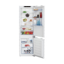 "24"" Freezer Bottom Built-In Refrigerator with Auto Ice Maker"