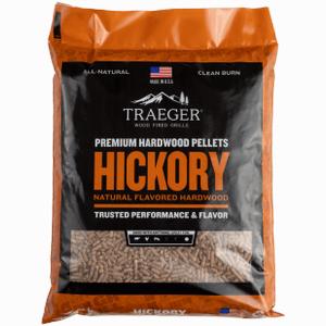 Traeger GrillsTraeger Hickory BBQ Wood Pellets