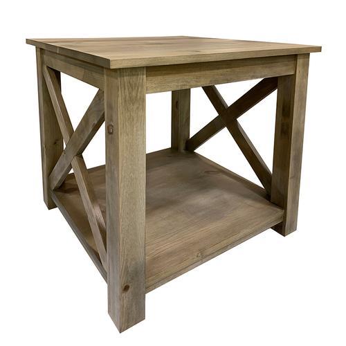 Banff End Table