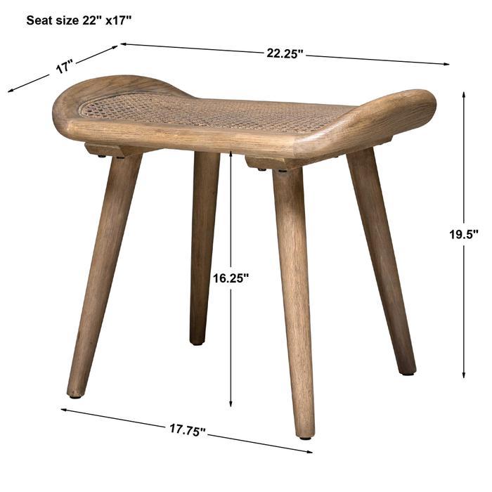 Uttermost - Arne Small Bench