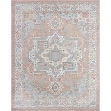 View Product - Allure - ALL1142 Pink Rug