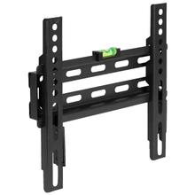 """See Details - FLASH MOUNT Fixed TV Wall Mount with Built-In Level - Max VESA Size 200 x 200mm - Fits most TV's 17""""- 42"""" (Weight Capacity 66LB)"""