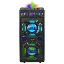 "BLUETOOTH PARTY SPEAKER 2 x 12"" WOOFERS 3 x 1"" TWEETERSROCKING LOUD SOUND"
