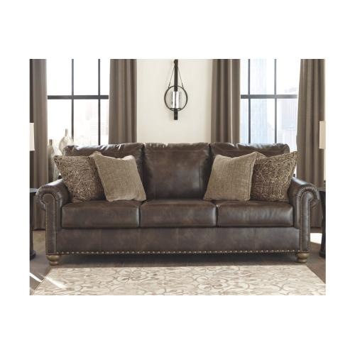 Nicorvo Queen Sofa Sleeper Coffee
