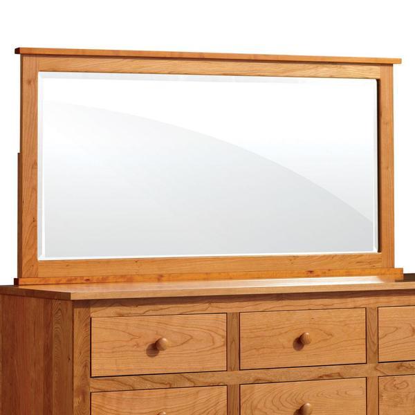See Details - Shaker Bureau Mirror, 62'w x 27 'h
