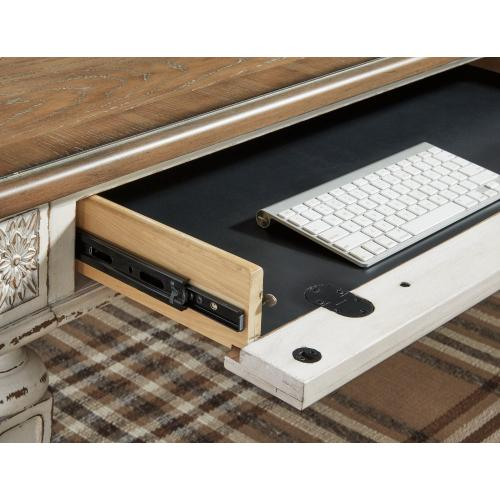 Realyn 2-piece Home Office Desk