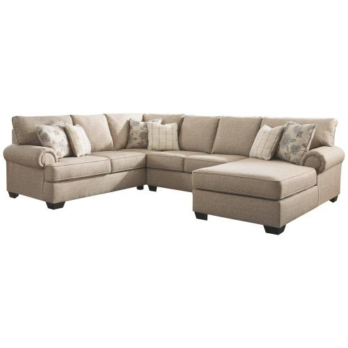 Product Image - Baceno 3-piece Sectional With Chaise