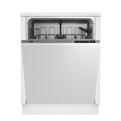 Tall Tub Dishwasher with 14 place settings, 48 dBa Fully integrated panel ready