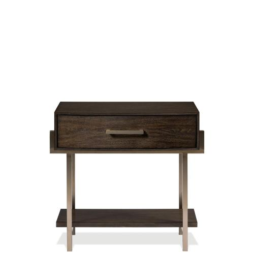 Monterey - One Drawer Nightstand - Mink Finish