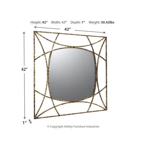 Keita Accent Mirror