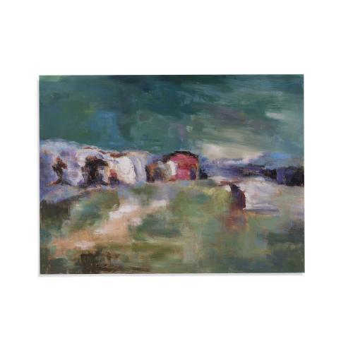 Bassett Mirror Company - Fields of Green