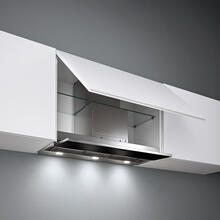 "Built-in - 36"" (90 cm) White - 500 CFM Hood"