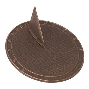 Day Sailor Sundial - French Bronze Product Image
