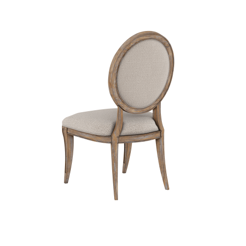 A.R.T. Furniture - Architrave Oval Side Chair (Sold As Set of 2)
