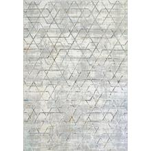 See Details - Gold Cream/silver/gold 1352 Rug