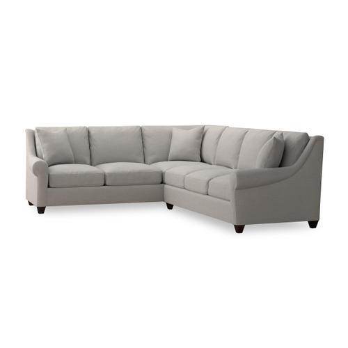 Bassett Furniture - Ellery Large L-Shaped Sectional