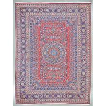 "PERSIAN 000060182 IN RED BLUE 12'-2"" x 16'-3"""