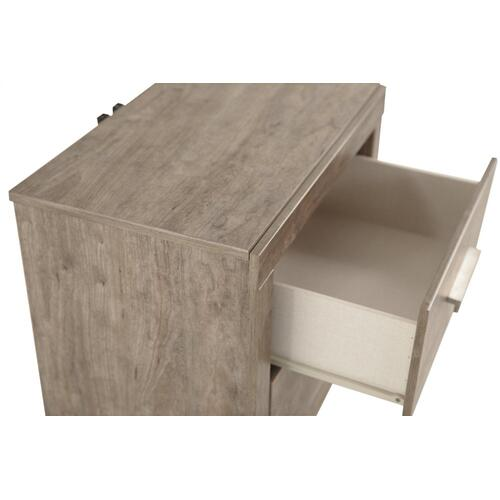 B070 Two Drawer Nightstand (Culverbach)