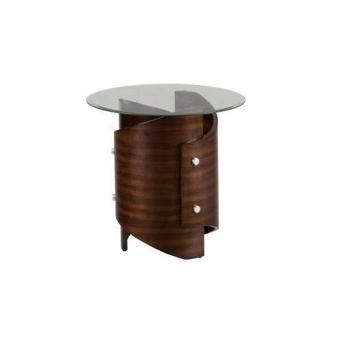 Waterville End Table- Complete