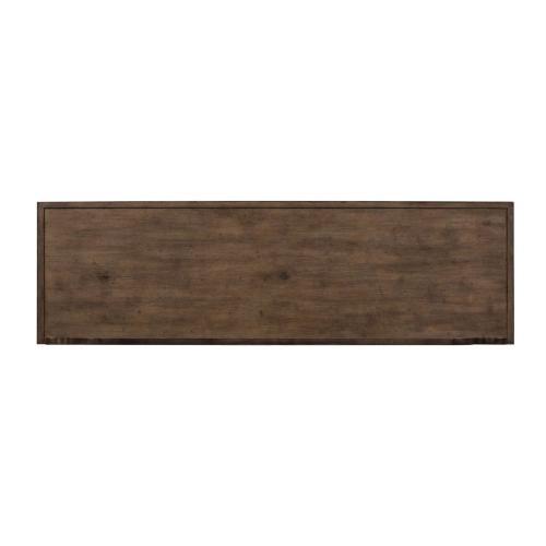 Butcher Block Sideboard